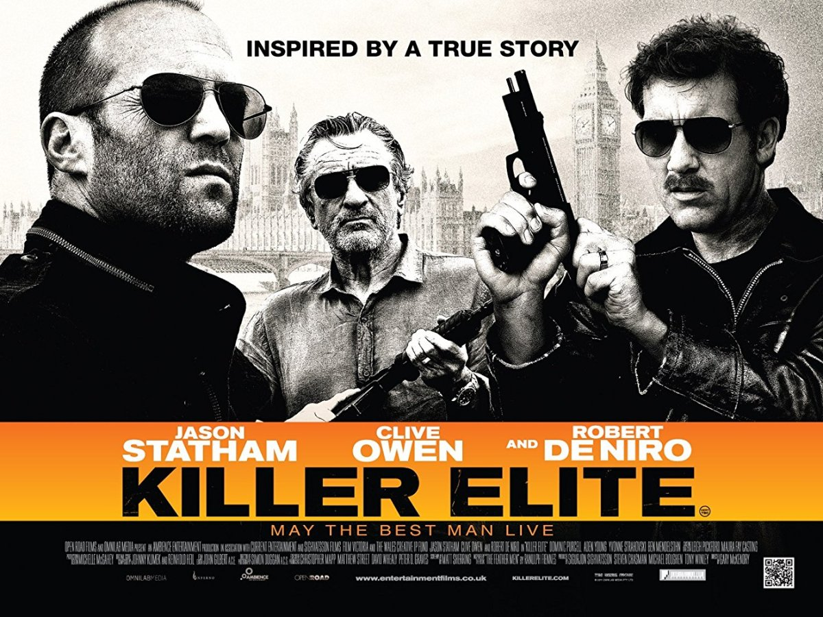 Killer Elite (2011, dir. Gary McKendry)