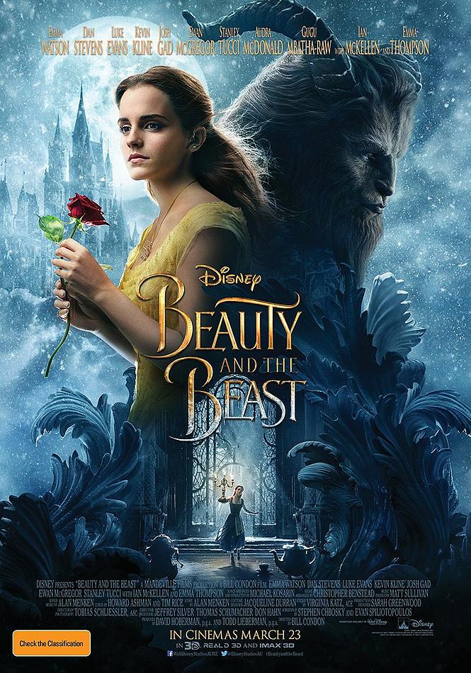 Beauty and the Beast (2017, dir. Bill Condon)