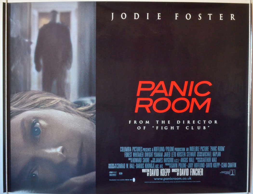 Panic Room 2002 Dir David Fincher 255 Review