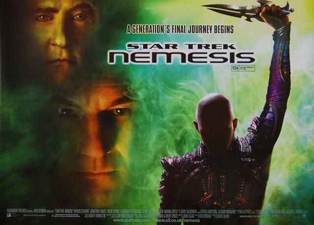 Star Trek: Nemesis (2002, dir. StuartBaird)