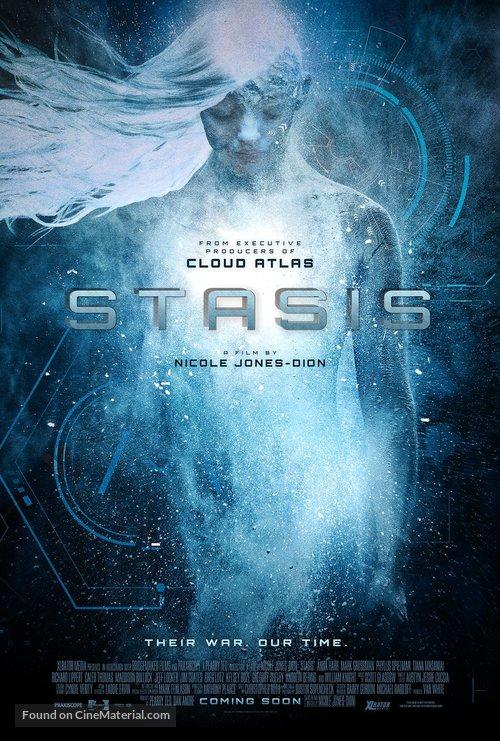 Stasis (2017, dir. NicoleJones-Dion)