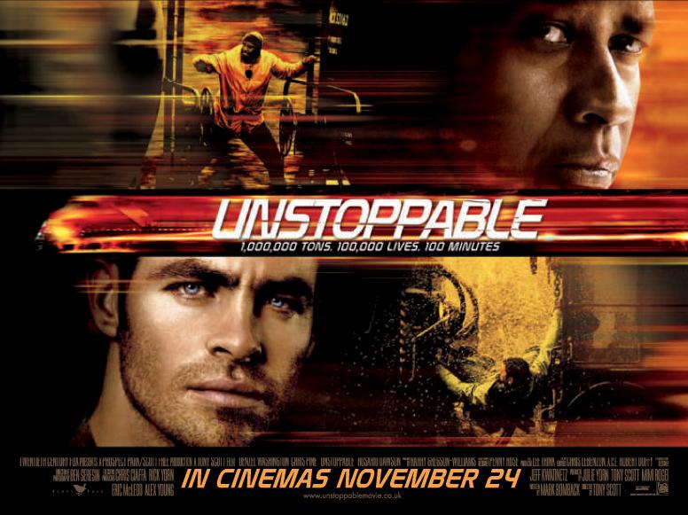Unstoppable (2010, dir. TonyScott)