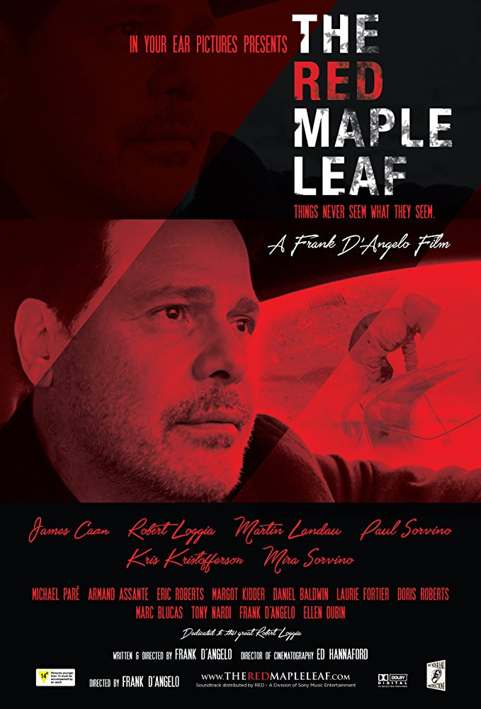 The Red Maple Leaf (2017, Dir. Frank D. Angelo)