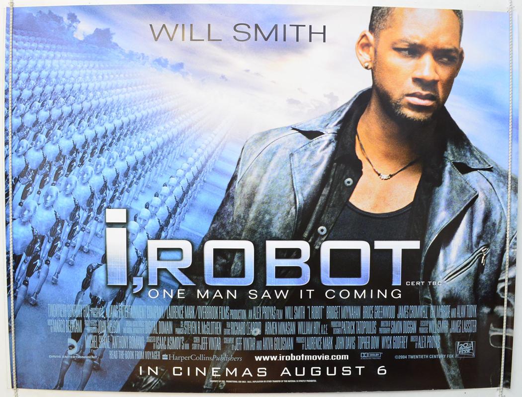 I, Robot (2004, dir. AlexProyas)