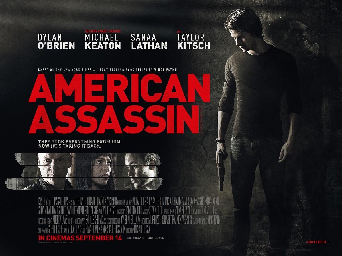 American Assassin (2017, dir. MichaelCuesta)