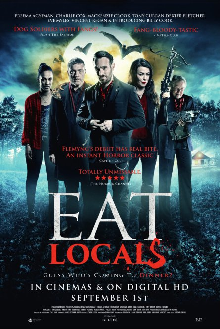Eat Locals (2017, dir. Jason Flemyng)