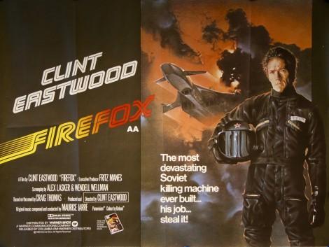 Firefox (1982, dir. ClintEastwood)