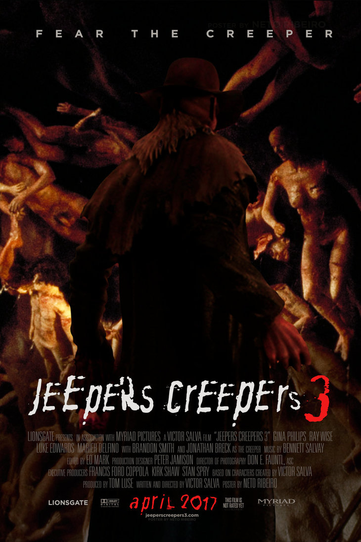 Jeepers Creepers 3 (2017, dir  Victor Salva) – 255 Review