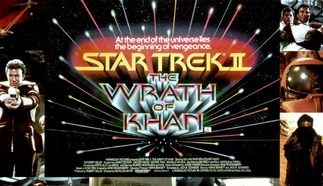 Star Trek II: The Wrath of Khan (1982, dir. Nicholas Meyer)