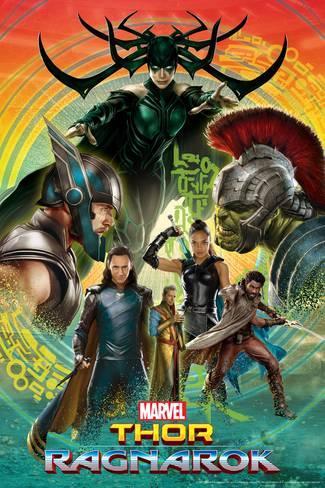 Thor: Ragnarok (2017, dir TaikaWaititi)