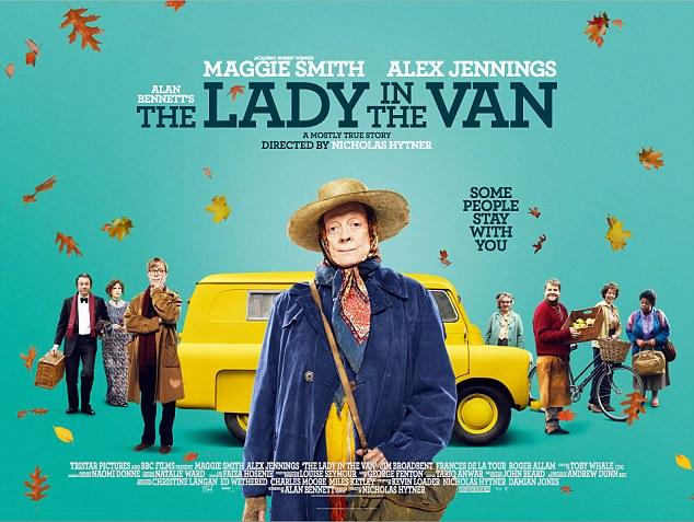 The Lady In The Van (2015, dir. NicholasHytner)