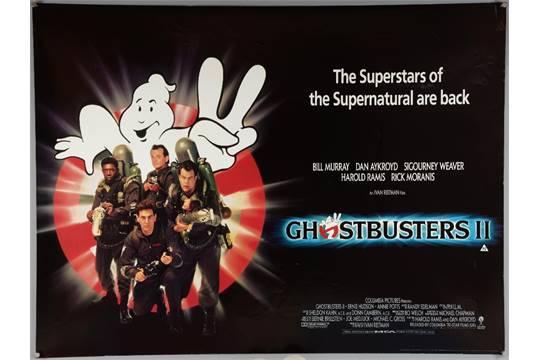 Ghostbusters II (1989, dir. IvanReitman)