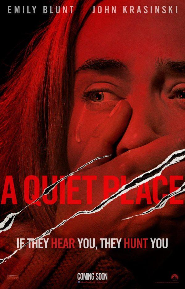 A Quiet Place (2018, Dir. JohnKrasinski)