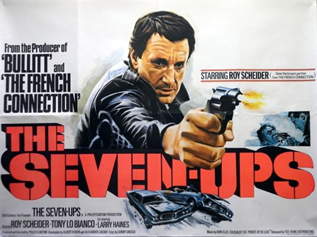 The Seven-Ups (1973, dir. Philip D'Antoni)