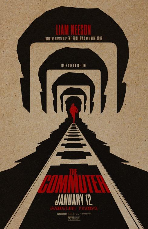 The Commuter (2018, dir. JaumeCollet-Serra)
