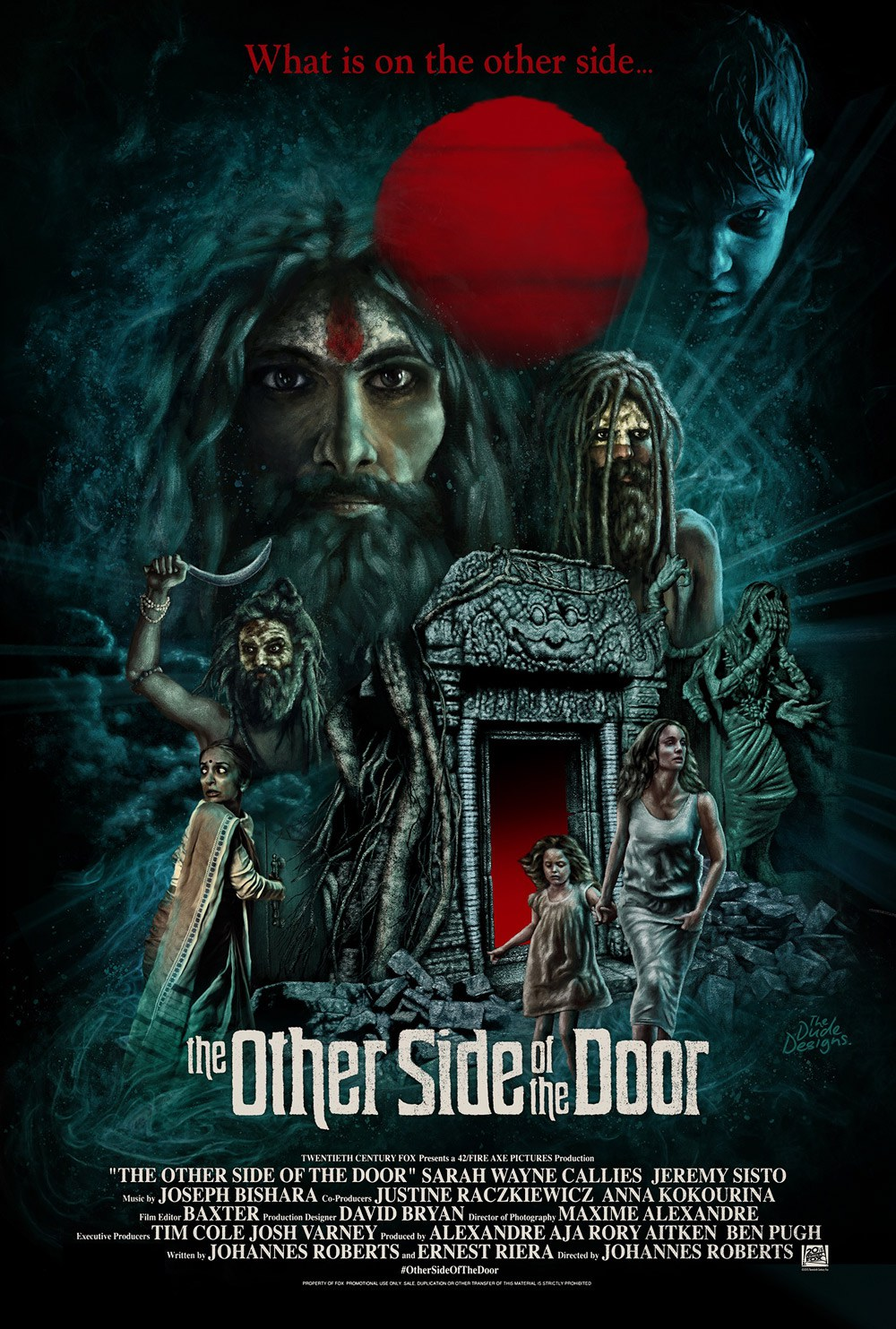 The Other Side of the Door (2016, dir. Johannes Roberts)
