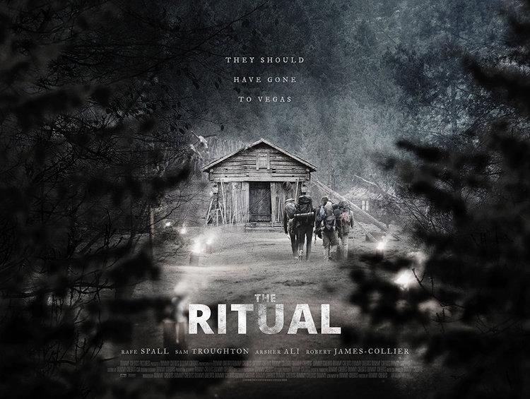 The Ritual (2017, DavidBruckner)