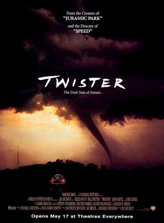Twister (1996, Dir. Jan DeBont)