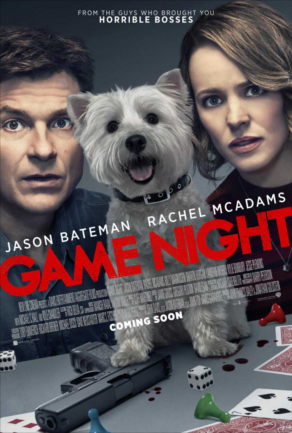 Game Night (2018, Dir. John Francis Daley, Jonathan Goldstein)