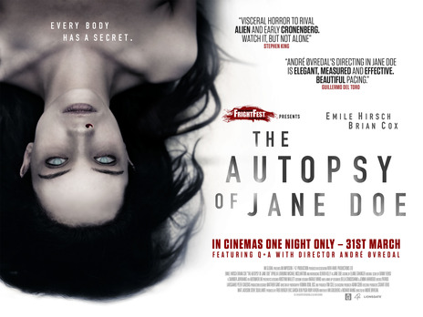 The Autopsy of Jane Doe (2016, dir. André Øvredal)