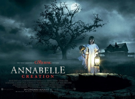 Annabelle: Creation (2017, dir. David F. Sandberg)