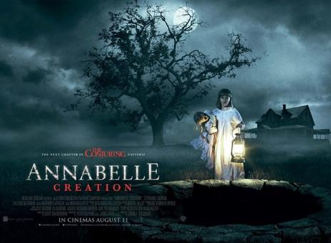 Annabelle: Creation (2017, dir. David F.Sandberg)
