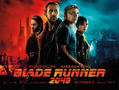 Blade Runner 2049 (2017, dir. DenisVilleneuve)