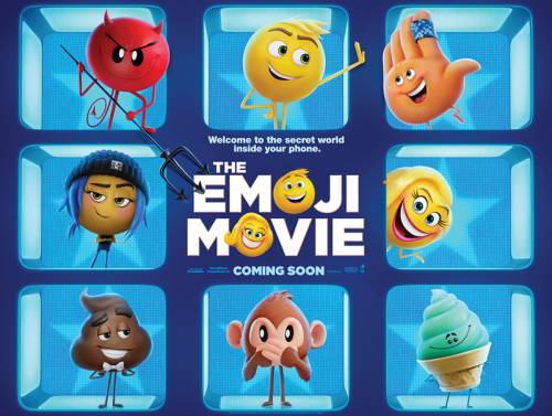 The Emoji Movie (2017, dir. Tony Leondis)
