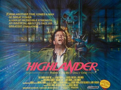 Highlander (1986, dir. RussellMucalhy)