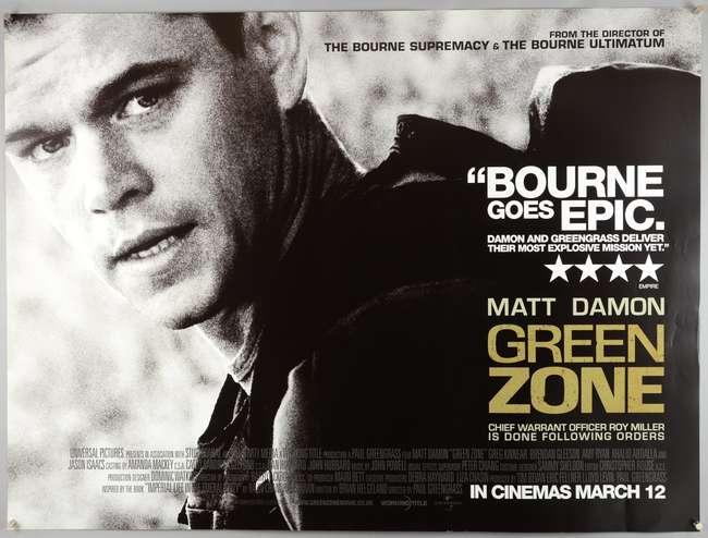 Green Zone (2010, dir. PaulGreengrass)
