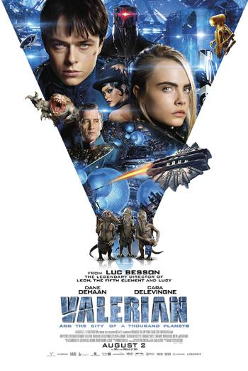 Valerian and the City of a Thousand Planets (2017, dir. Luc Besson)