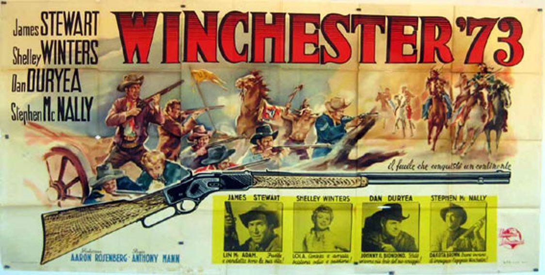 Winchester '73 (1950, dir. AnthonyMann)