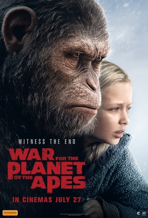 War for the Planet of the Apes (2017, dir. Matt Reeves)