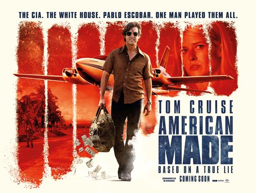 American Made (2017, dir. DougLiman)