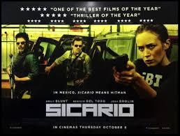 Sicario (2015, dir. DenisVilleneuve)