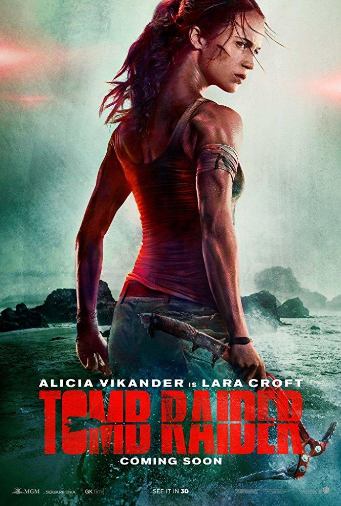 Tomb Raider (2018, Dir. RoarUthaug)