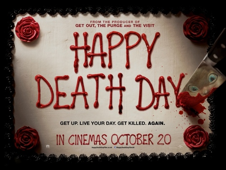 Happy Death Day (2017, dir. Christopher B. Landon)