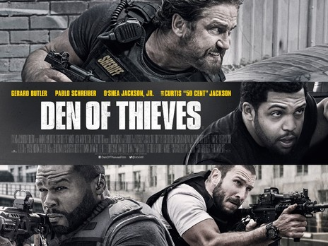 Den of Thieves (2018, dir. Christian Gudegast)