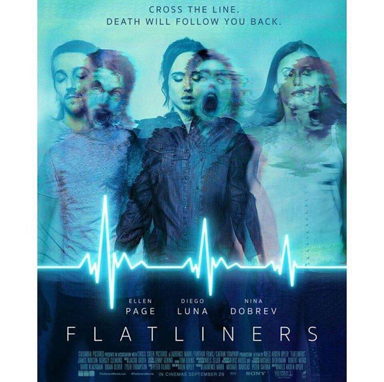 Flatliners (2017, dir. Niels ArdenOplev)