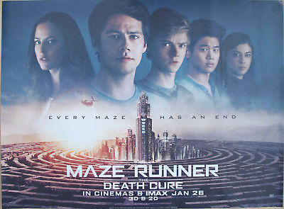 Maze Runner: The Death Cure (2018, dir. Wes Ball)