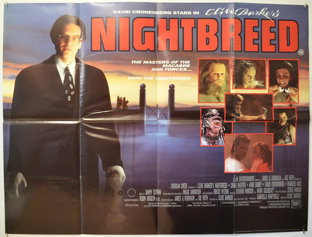 Nightbreed (1990, dir. CliveBarker)