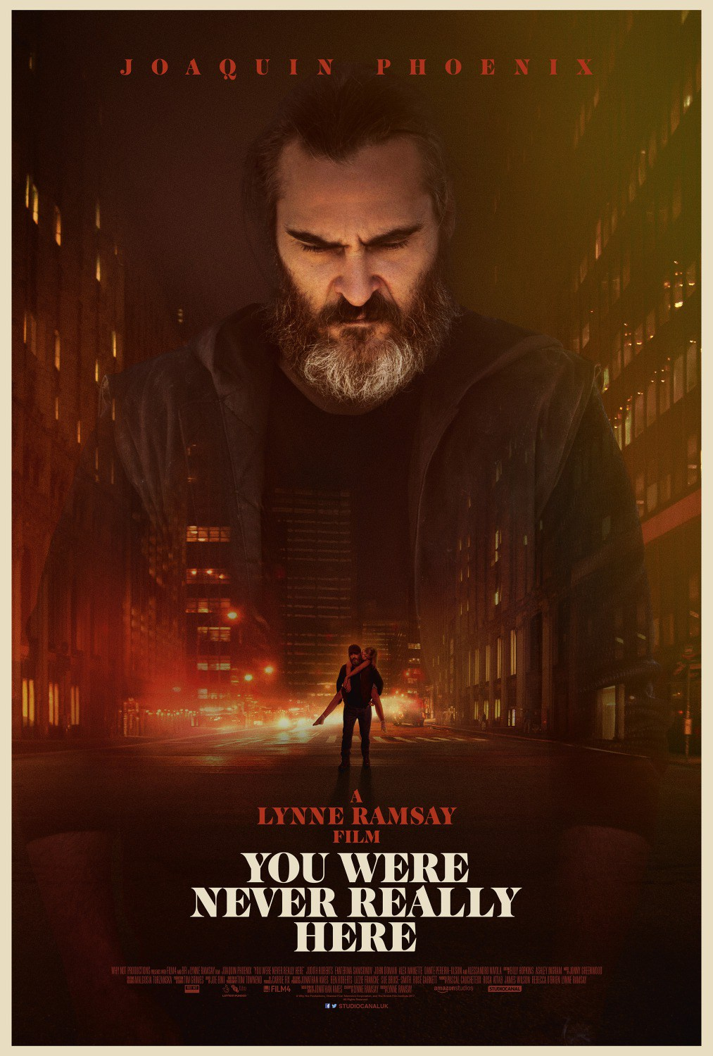 You Were Never Really Here (2017, dir. Lynne Ramsey)