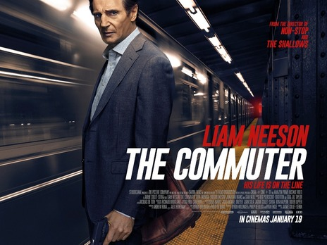 The Commuter (2018, dir. Jaume Collet-Serra)