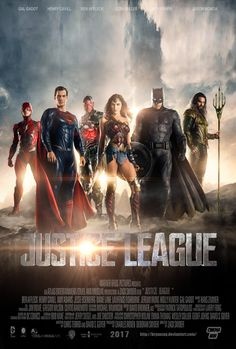 Justice League (2017, dir. ZackSnyder)