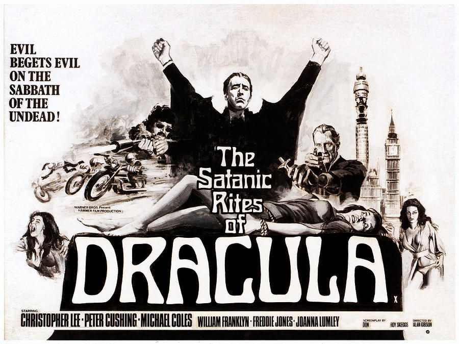 The Satanic Rites of Dracula (1973, dir. Alan Gibson)