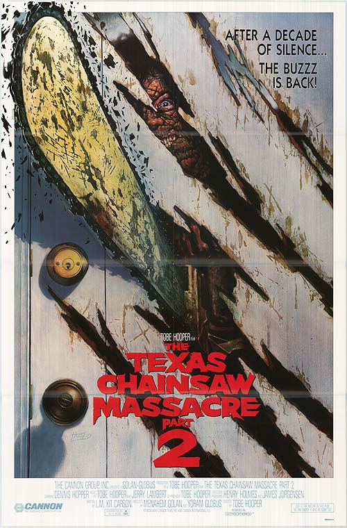 The Texas Chainsaw Massacre 2 (1986, dir. Tobe Hooper)