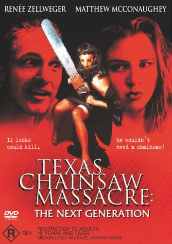 Texas Chainsaw Massacre: The Next Generation [AKA The Return of the Texas Chainsaw Massacre] (1994, dir. Kim Henkel)