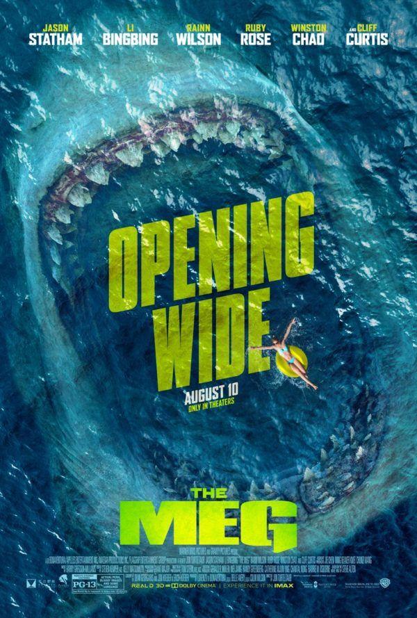 The Meg (2018, dir. JonTurteltaub)