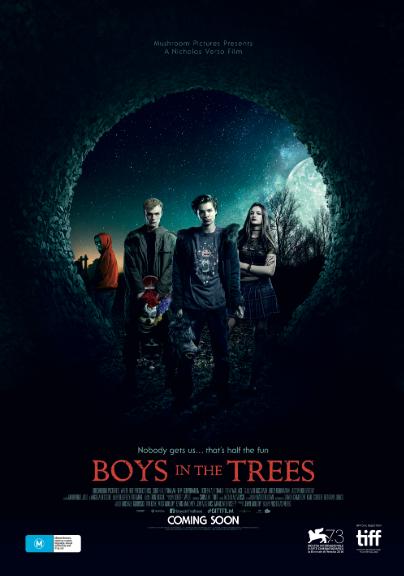 Boys in the Trees (2016, dir. NicholasVerso)