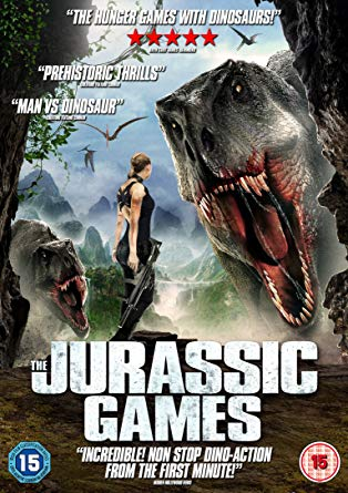 The Jurassic Games (2018, dir. RyanBellgardt)